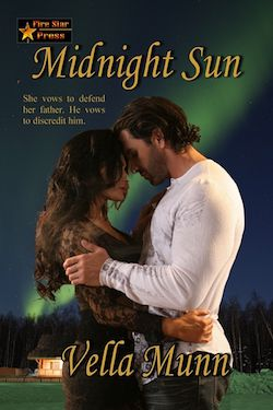 Midnight Sun by Vella Munn