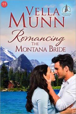 Romancing the Montana Bride by Vella Munn