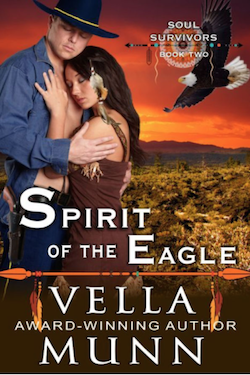 Spirit of the Eagle by Vella Munn
