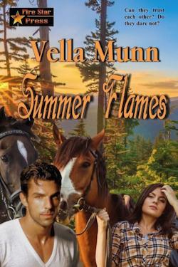 Summer Flames by Vella Munn
