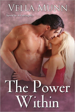 The Power Within by Vella Munn