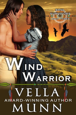 Wind Warrior by Vella Munn